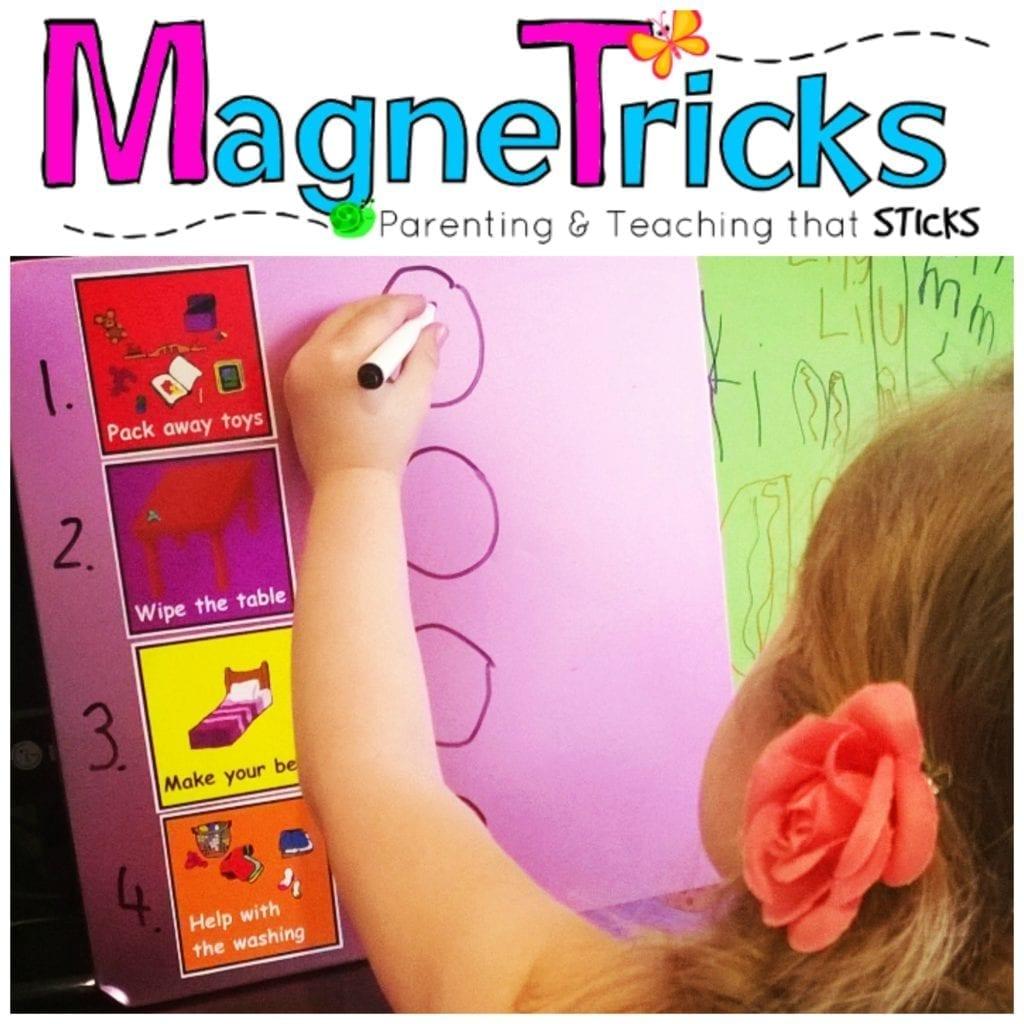 MagneTricks magnetic charts