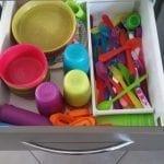 Plastics drawer