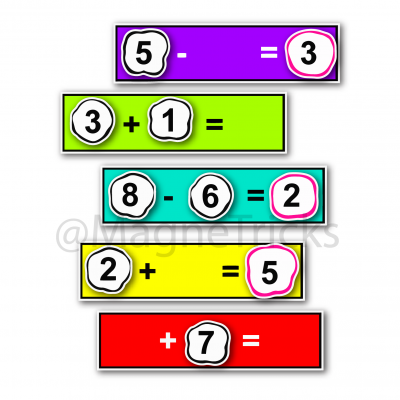 magnetic addition set