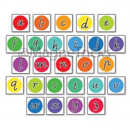 Alphabet Matching Magnets